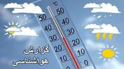 هواشناسی امروز ایران