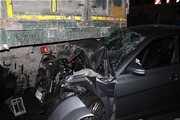تصادف مرگبار در محور الیگودرز