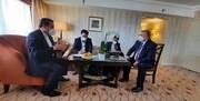 دیپلمات های ایران، روسیه و چین در وین دیدار کردند