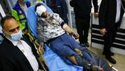حادثه سازی انفجار گاز پیکنیک