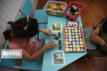 خدمترسانی به ۶۳ کودک مبتلا به اوتیسم در پاکدشت