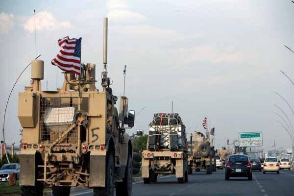 بار دیگرکاروان لجستیک نظامیان آمریکا در عراق منفجر شد