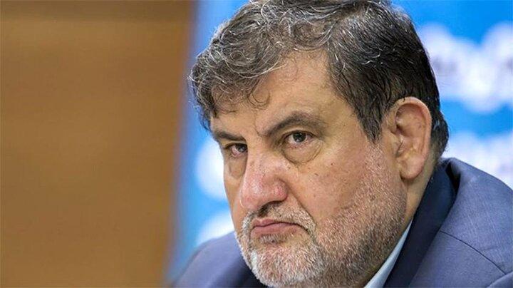 تقدیر معاون وزیر و رئیس سازمان مدیریت بحران کشور از شهردار باقرشهر