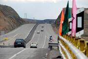 افزایش تردد در محورهای برونشهری/ ممنوعیت تردد بدلیلمداخلات جوی در کشور