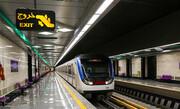 در فروردین ۱۴۰۰، بیش از ۱۳ میلیون مسافر با متروی تهران جابجا شده اند