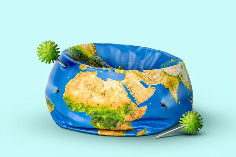 چشمانداز اقتصاد ایران و جهان زیر ضرب کرونا
