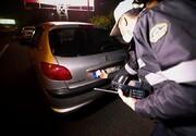 نحوه اعمال قانون نسبت به پوشاندن پلاک خودرو