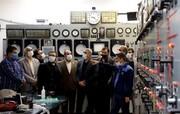 ساخت توربین بخار ایرانی