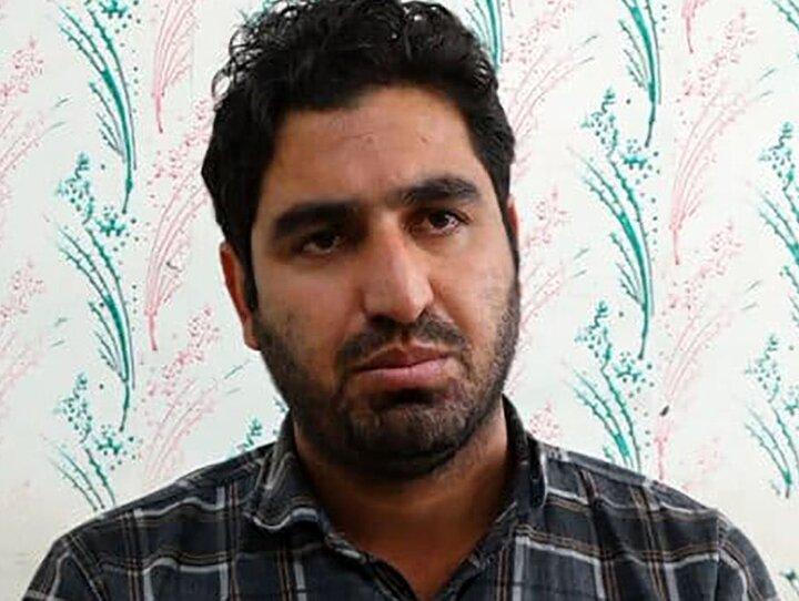 پزشکی که کرمانشاه را به هم ریخت + عکس چهره باز