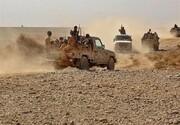 نیروهای یمنی در حال حرکت برای محاصره مرکز شهر مأرب
