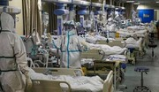 سکته مغزی بیماران کرونایی در ICU
