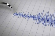 تعداد زمینلرزهها در شهرستان گناوه