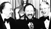 برنده سه جایزه اسکار درگذشت