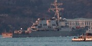 طرح محدود کردن دسترسی به دریای سیاه اقدامی تنش زا از سوی روسیه