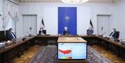تاکید رئیس جمهور  بر ممنوعیت برگزاری مراسم ماه رمضان در شهرهای قرمز و نارنجی
