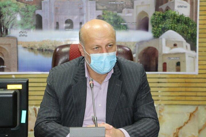 واکسینه شدن ۱۵۰ نفر از پاکبانان شهرداری ورامین در برابر کرونا