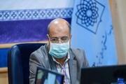 گلایه علیرضا زالی به وزیر بهداشت