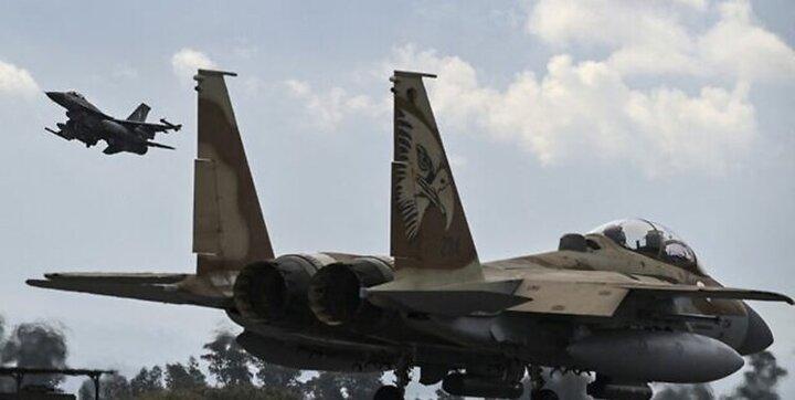 تمرین مشترک جنگندههای رژیم اسرائیل با امارات در یونان