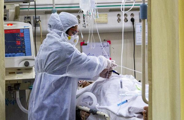 شناسایی 63 بیمار مبتلا به کرونا با درگیری ریه در 24 ساعت