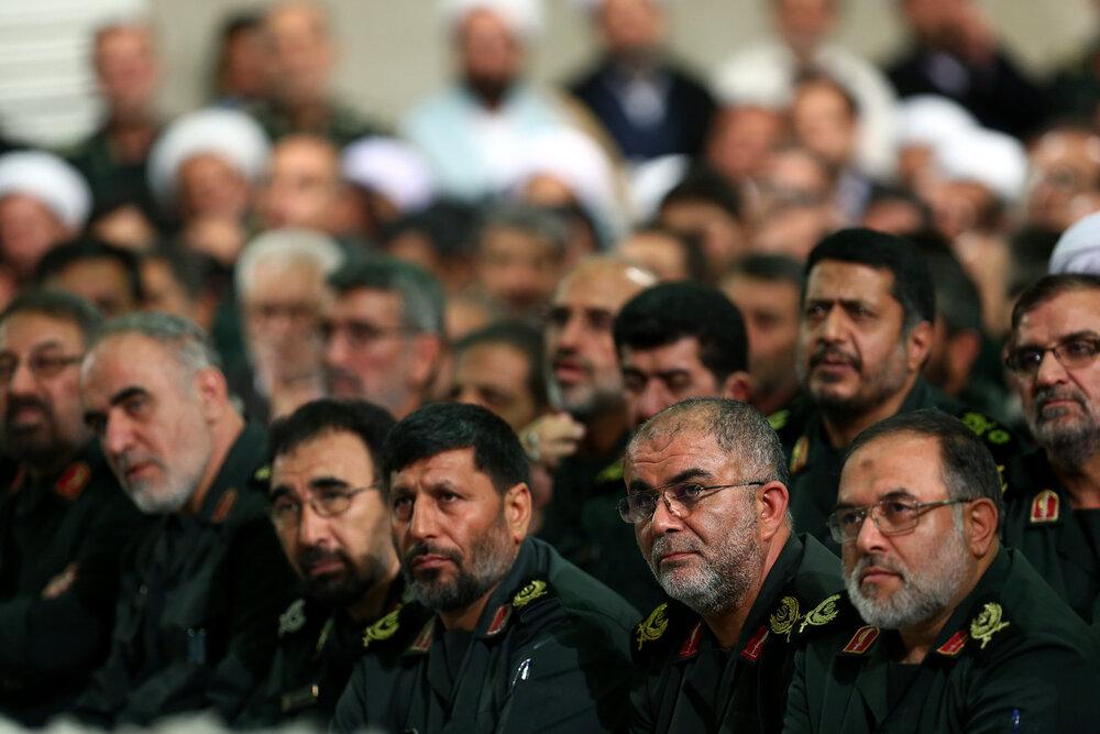 یکی از بخشهای مهمّ کارنامه سپاه، انقلابیزیستن و انقلابیماندن سپاه است