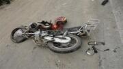 برخورد مرگبار سه وسیله نقلیه و تلفات جانی + جزئیات