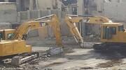 نیروهای امنیتی رژیم سعودی مسجدی درمنطقه شیعه نشین را تخریب کردند