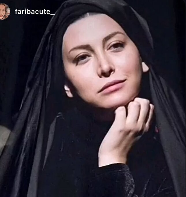دلتنگی فریبا نادری + عکس