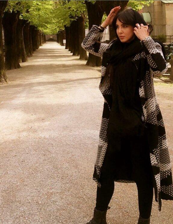 لیلا بلوکات و جاده رویایی + عکس