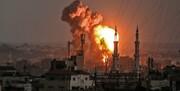 تانک صهیونیستی مناطقی در غزه را گلوله باران کرد