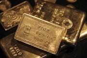 ناتوانی طلا از شکست مرز 1800 دلاری