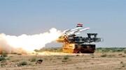 همه اراضی اشغالی در تیررس موشکهای سوری