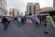 آژیرهای خطر در شهرکهای صهیونیست نشین به صدا در آمد