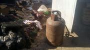 انفجار مرگبار گاز در تاکستان