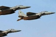 عربستان سعودی مأرب را بمب باران کرد