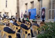 برگزاری بزرگداشت سردار حجازی در سفارت ایران در بغداد +عکس