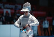 دختر سابر ایران از المپیک جا ماند