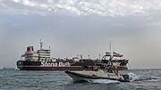 یک کشتی انگلیسی در سواحل عربستان هدف قرار گرفت