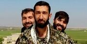 ماجرای لبخند شهید مدافع حرم بعد از شهادت+عکس