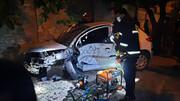 دو تصادف متوالی و سه مجروح در شیراز + جزئیات