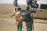 بازداشت مسئول نقل و انتقال مواد منفجره داعش در استان نینوا