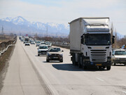 کاهش تردد در محورهای برون شهری/ ممنوعیت تردد