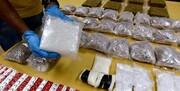 یک تن مواد مخدر در پایتخت کشف شد