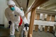 زندانهای آمریکا،یکی از کانونهای اصلی شیوع ویروس کرونا در این کشور به شمار میروند