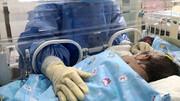 کرونا فرصت درک دنیا را به نوزاد متولد شده نداد