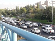 افزایش حجم ترافیک در بزرگراه ها