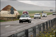کاهش تردد وسایل نقلیه در محورهای برون شهری / منع تردد