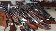باند خرید و فروش سلاح منهدم شد