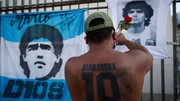 """قتل غیرعمد """"دیگو مارادونا """""""