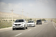 افزایش تردد وسایل نقلیه در محورهای برون شهری/ ممنوعیت تردد