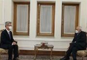 دیدار ظریف با سفیر کره جنوبی